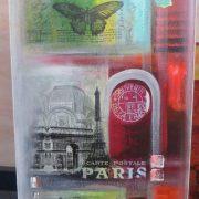 Mixed Media Paris