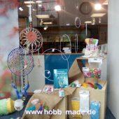 Schaufenster HOBBYmade Wuppertal 1