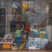 Schaufenster HOBBYmade Düsseldorf