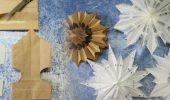 DIY – Butterbrottütensterne