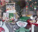 Dezember Schaufenster HOBBYmade Düsseldorf