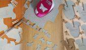 Babybody-Keilrahmen – </br>Individuelles DIY Geburtsgeschenk