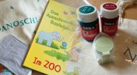 DIY – Geburtstagsstoffbeutel – statt Geschenkpapier