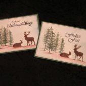 weihnachtskarte-hirsche