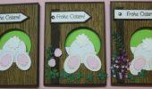 DIY: Osterhasenkarte