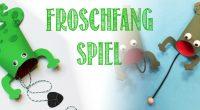 DIY – Frosch-Fangspiel